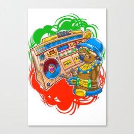 AM Radio Canvas Print