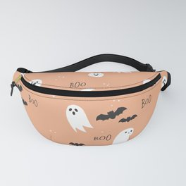 Boo To You - Orange Fanny Pack