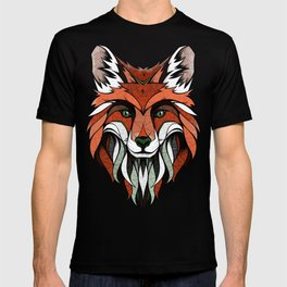 Fox // Colored T-shirt