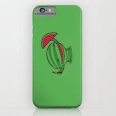 Happy slice of life iPhone 6s Slim Case