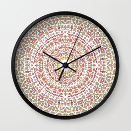 The Source of Everything. Wall Clock