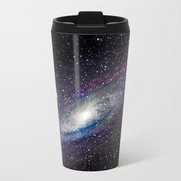 The Majesty of Andromeda Travel Mug