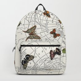 The Buttefly Effect - Antarctic Edition Backpack