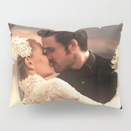 CAPTAIN SWAN WEDDING Pillow Sham