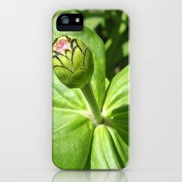 A Beautifull Bud iPhone Case