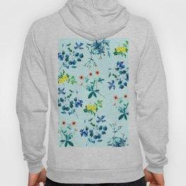 Spring fling III - mint Hoody
