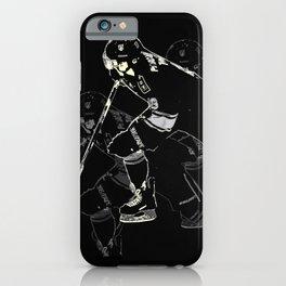 Hockey Mania iPhone Case