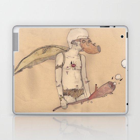 MT man Laptop & iPad Skin