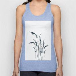 Wild grasses Unisex Tanktop