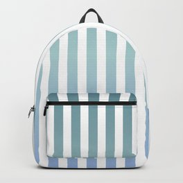 Mindful pinstripes Backpack