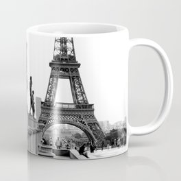 Trocadero Eiffel Tower Paris Coffee Mug