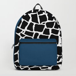 British Mosaic Navy Boarder Backpack