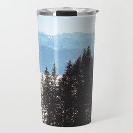 escape to nature Travel Mug