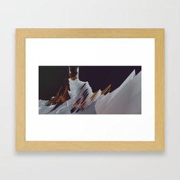 Ilez Kerguelen I Framed Art Print