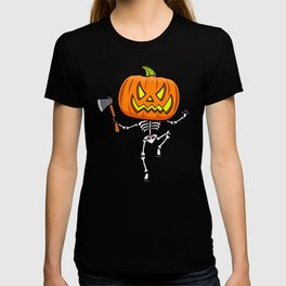 Pumpketon is coming for you T-shirt