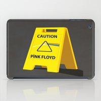 floyd iPad Cases featuring Pink Floyd by gunberk