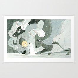 Dreambringer Art Print