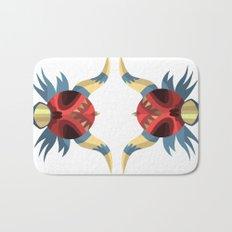 PriMoNs Mask - 001 Bath Mat