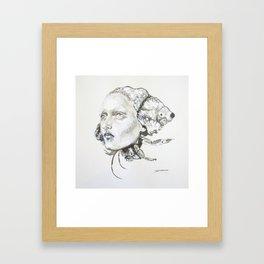 Sea Shell 1 Framed Art Print