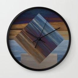Sky Pedestal Wall Clock