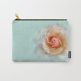 bed of roses: eau de nil ghost Carry-All Pouch