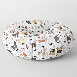All The Bullies Floor Pillow