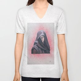 Darkside Anakin Skywalker (Darth Vader Episode III) Unisex V-Neck