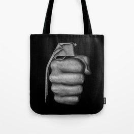 Violent acts Tote Bag