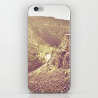 desert iPhone & iPod Skins featuring Desert by Jessica Torres Photography