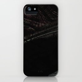 The Realm #2 (dark) iPhone Case