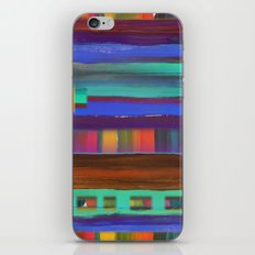 Santa Fe Sunset iPhone & iPod Skin