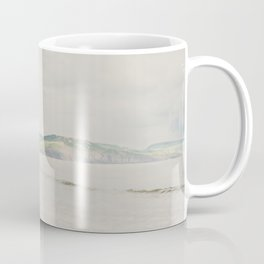 between the showers ... Coffee Mug