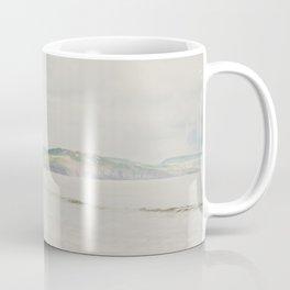 between the showers ... Coffee Mug