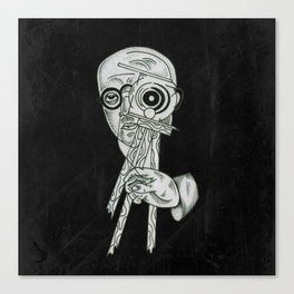 spying Canvas Print