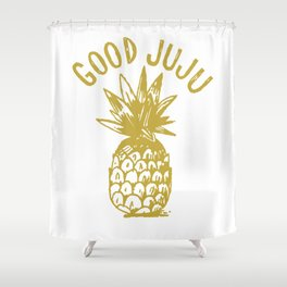 GOOD JUJU Shower Curtain