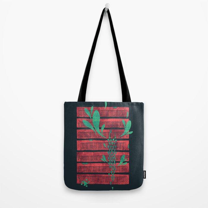 Power Chord Tote Bag