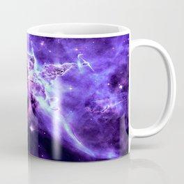 Vibrant Violet nebUla. Coffee Mug
