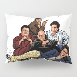The Nothing Club Pillow Sham