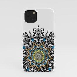 The Sea Temple  iPhone Case