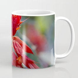 Fiercely Red Coffee Mug