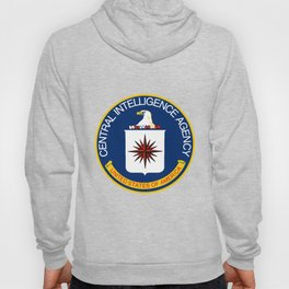 CIA Logo Hoody