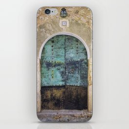 Door #7 iPhone Skin