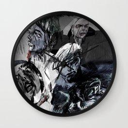 Possession Wall Clock