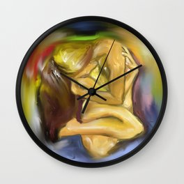 WOMEN SECRETS Wall Clock