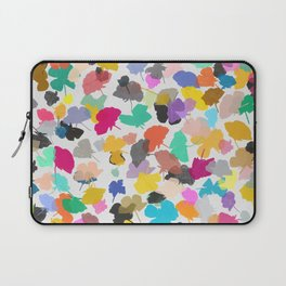 buttercups 2 sq Laptop Sleeve