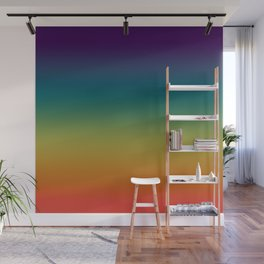 Prism Rainbow 2017 Wall Mural