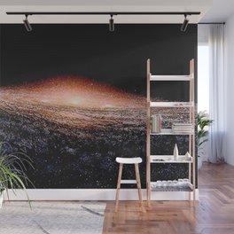 Milky Way Deep Space Telescopic Photograph Wall Mural