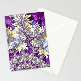 Hallucinatory Fractal Stationery Cards
