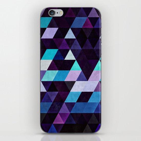 pyke pyrpyll iPhone & iPod Skin