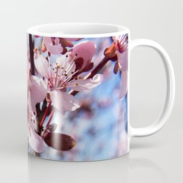 Pink Blossom Photography Print Coffee Mug